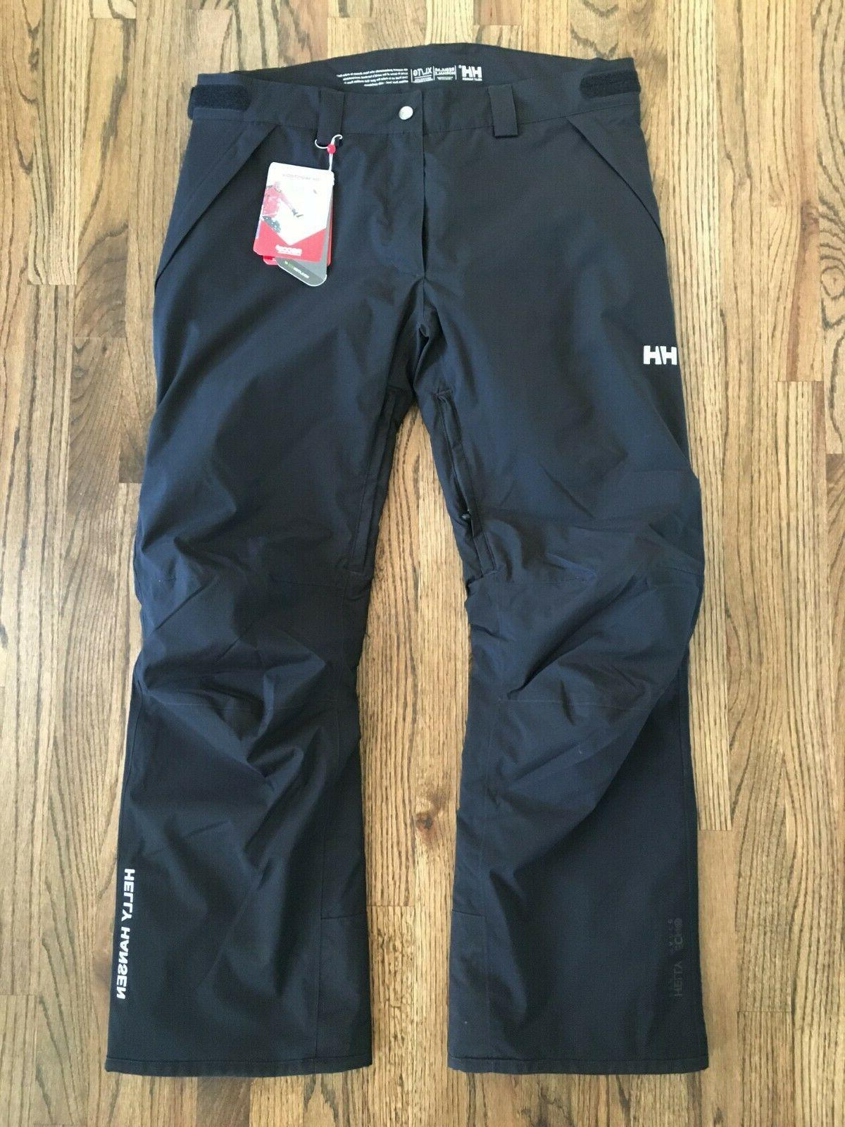 52 velocity insulated ski pants helly tech