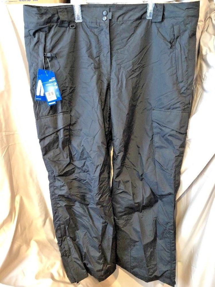 Slalom Water Resistant Insulated Men's Snow Gaitor w Access