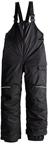 Columbia Youth Adventure Ride Bib, Black, M