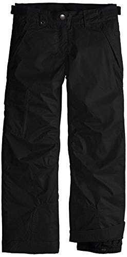 686 Girl's Agnes Insulated Pant, Large, Black