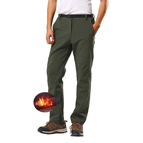 amazon essentials soft shell trousers