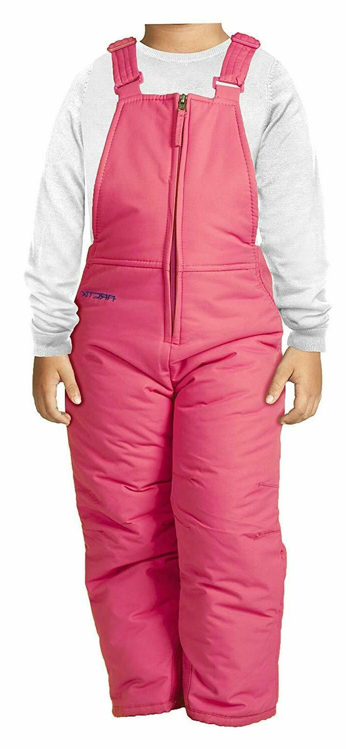 Arctix Infant/Toddler Chest Insulated Overalls