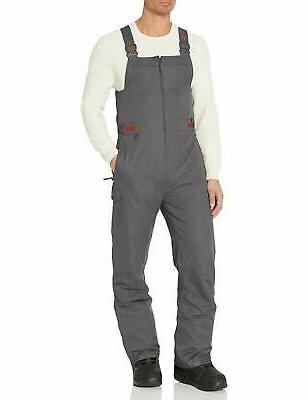 athletic fit avalanche bib overall