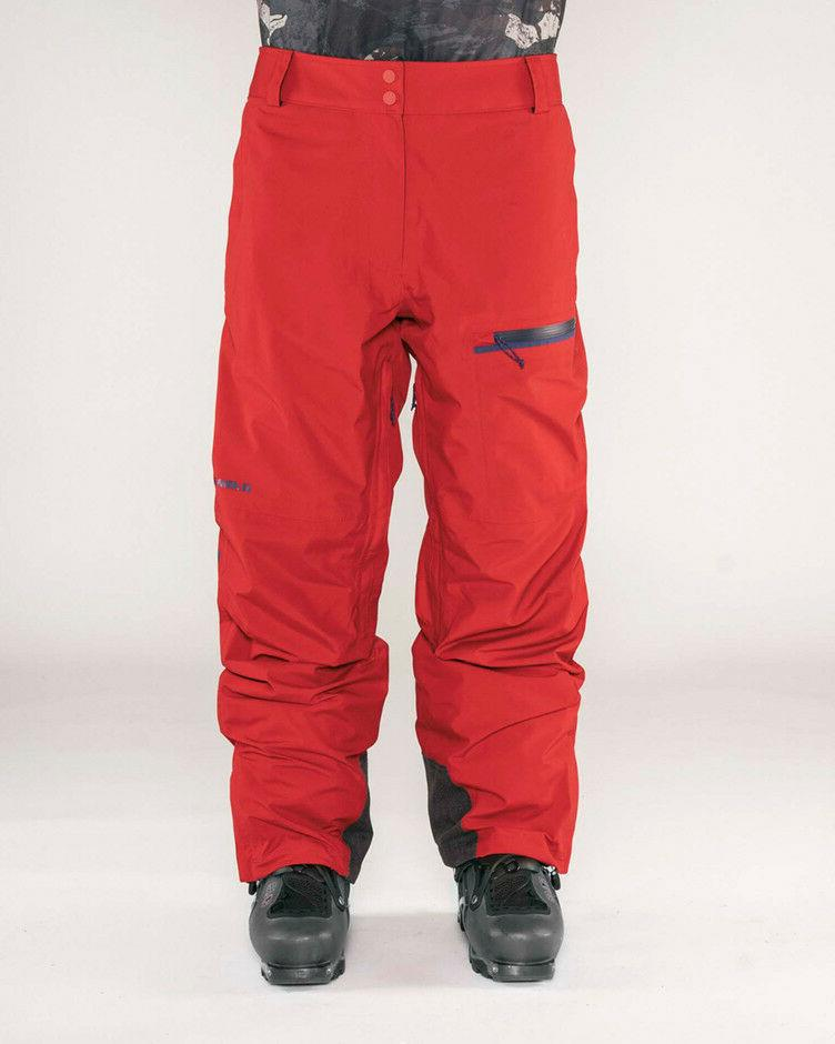 Armada Atlantis GORE-TEX Men's Ski and Snowboard Pants Chili