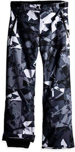Under Armour Boys' Big Print Rooter Insulated Pant, Multi, X