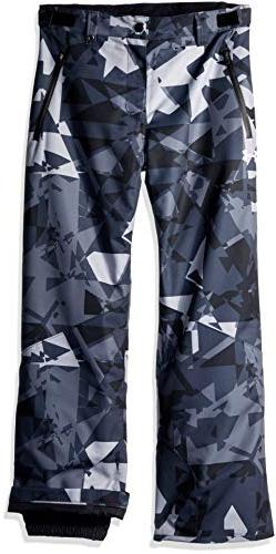 big print rooter insulated pant