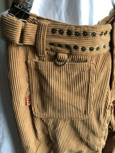 OBERMEYER Insulated Camel Color Women's Corduroy!
