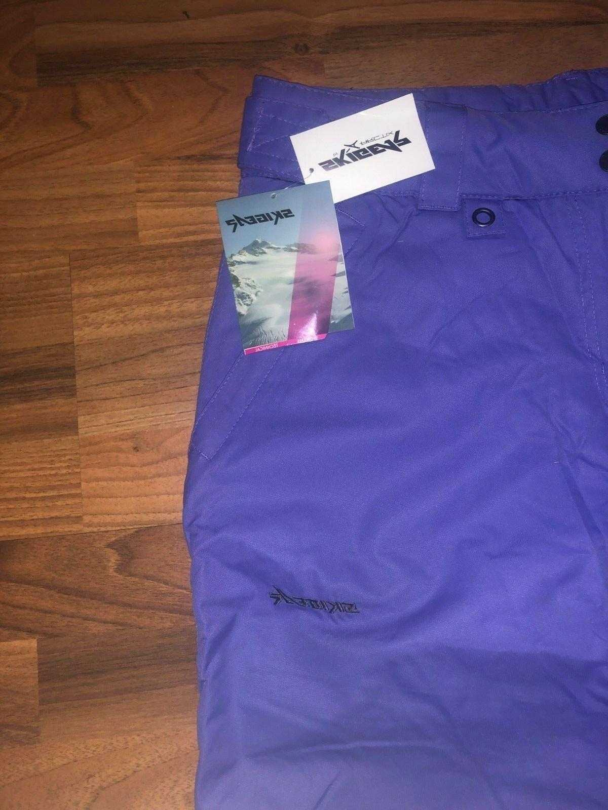 Skigear Womens Insulated Pants,