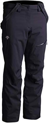 Descente Canuk Insulated Mens Ski Pants - 36/Black