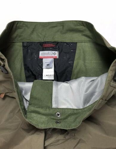 Columbia Ski Pants Green