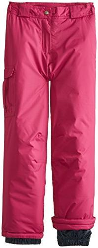 White Sierra Cruiser Snow Pants - Insulated