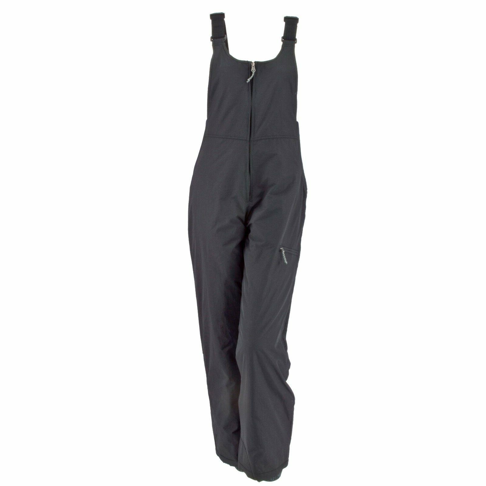 d9717wx womens insulated ski snow bib pant