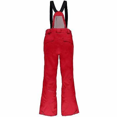 Spyder Dare Athletic Pant Red S NWT Fall 783312