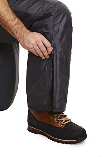 Swiss Grey Insulated Pocket Pants,