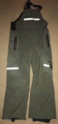 dc ski pants bib mens xl 15k