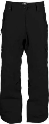 686 Defender Cargo Pants Snowboard Ski Black KCR904N Men's