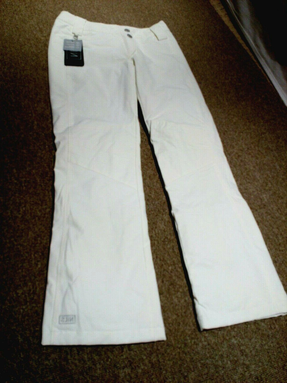 dominique insulated ski pant women s glacier