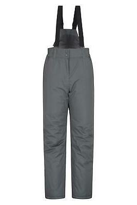 dusk short mens ski pants insulated warm