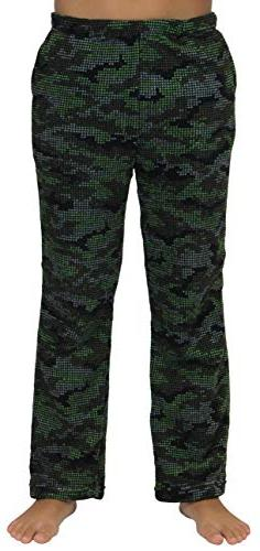 Fleece Bottoms/Pants Youth Kids Lounge - of -ST Size