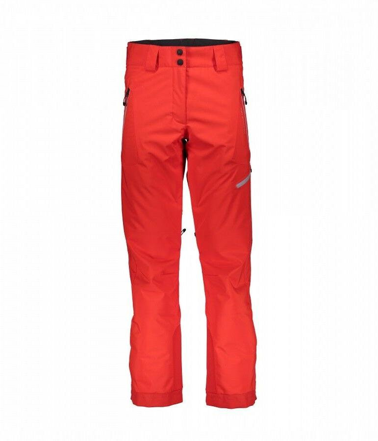 force ski pant men s red x