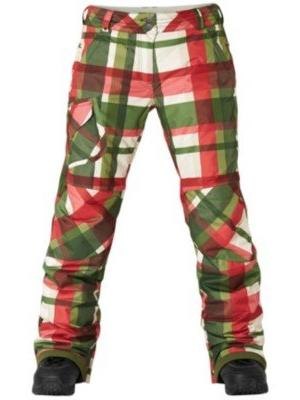 georgie insulated snowboard pant