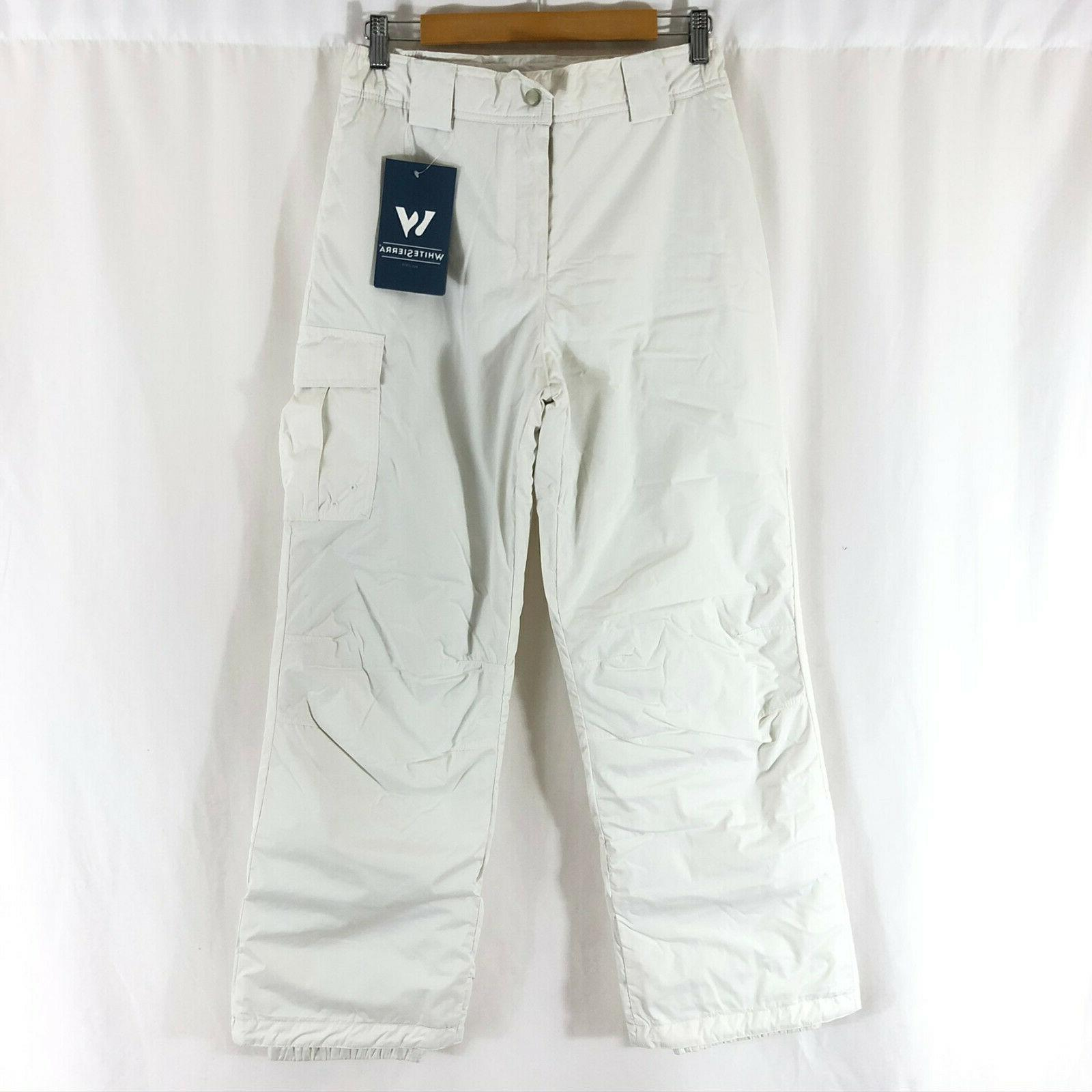 girls cruiser insulated pants ski snow cargo