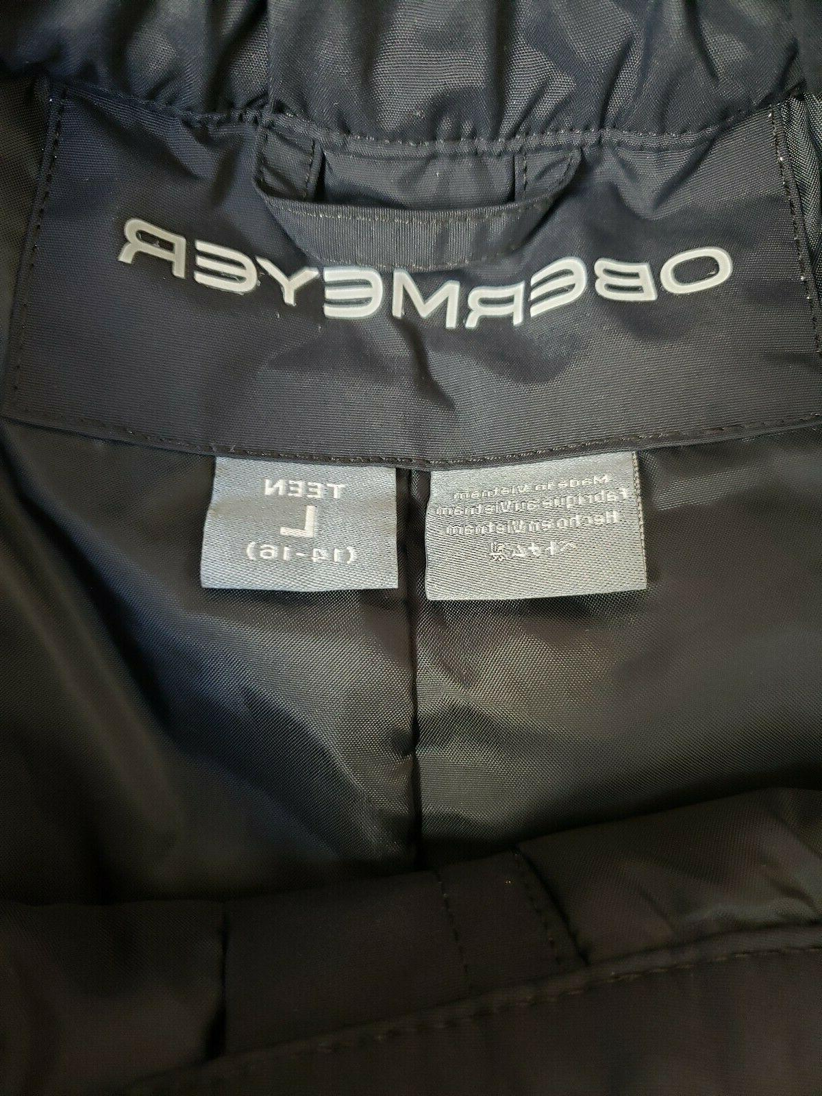 Girls Youth Snowboard Pants Teen Size 14 -