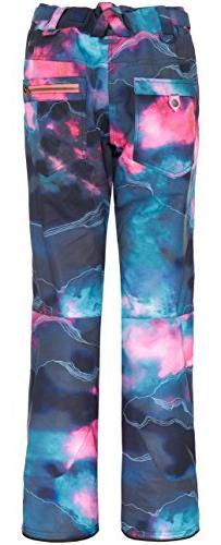 O'Neill Women's Glamour Pant, Blue with or Small