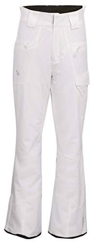 2117 of Sweden Grytnas Ski Pants White Womens Sz M