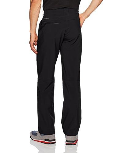 White Inseam Moon Pant, Small,