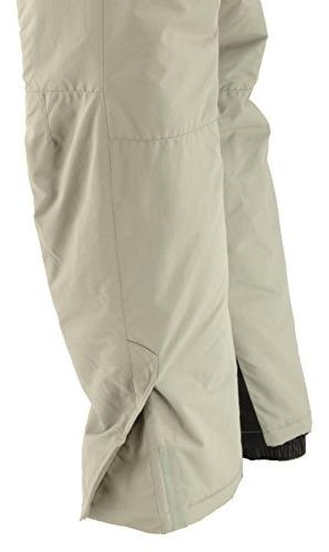 White Sierra Inseam Pants