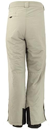 White Sierra Men's Inseam