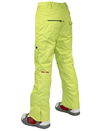 APTRO Outdoor Snow Pants Windproof Waterproof Ski Green XS