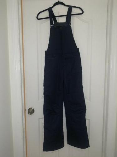 Kids Boy Bib Overall Snowpants Size