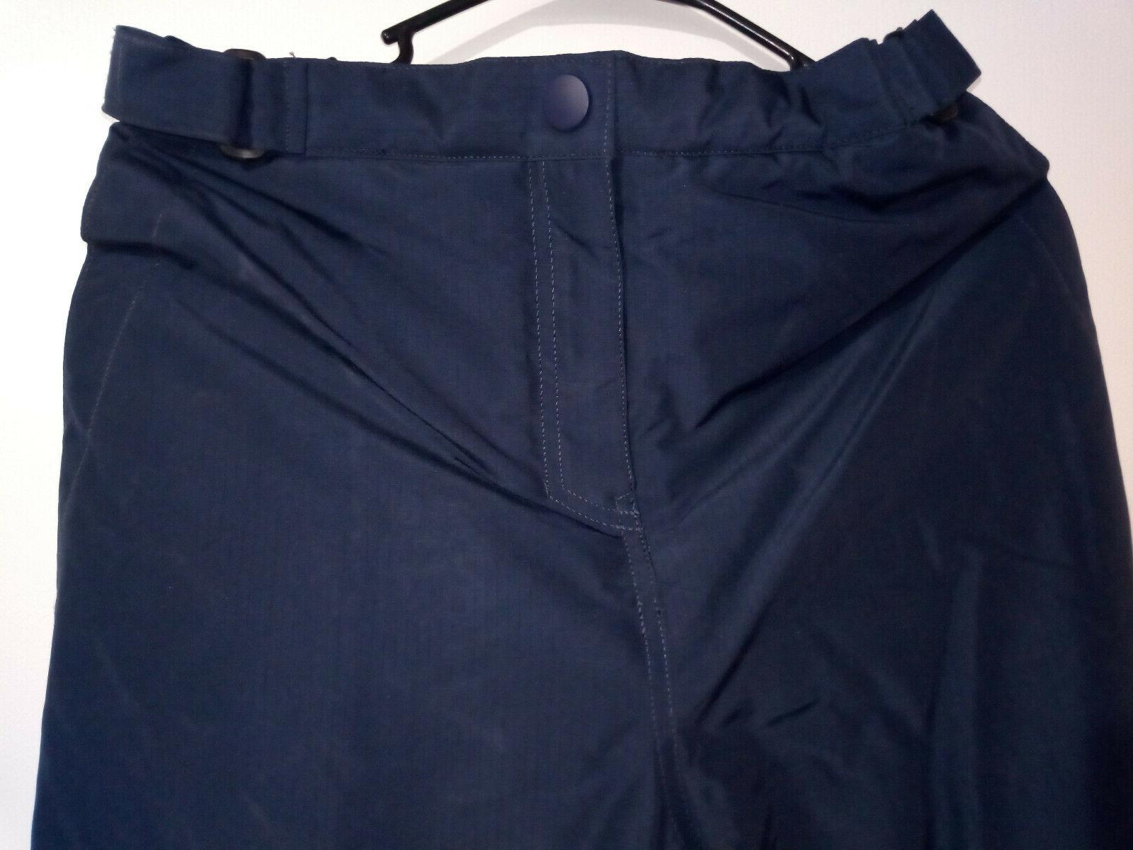 The Childrens Place Kids Snow/Ski Waterproof/Isulated Navy Blue Sz 16