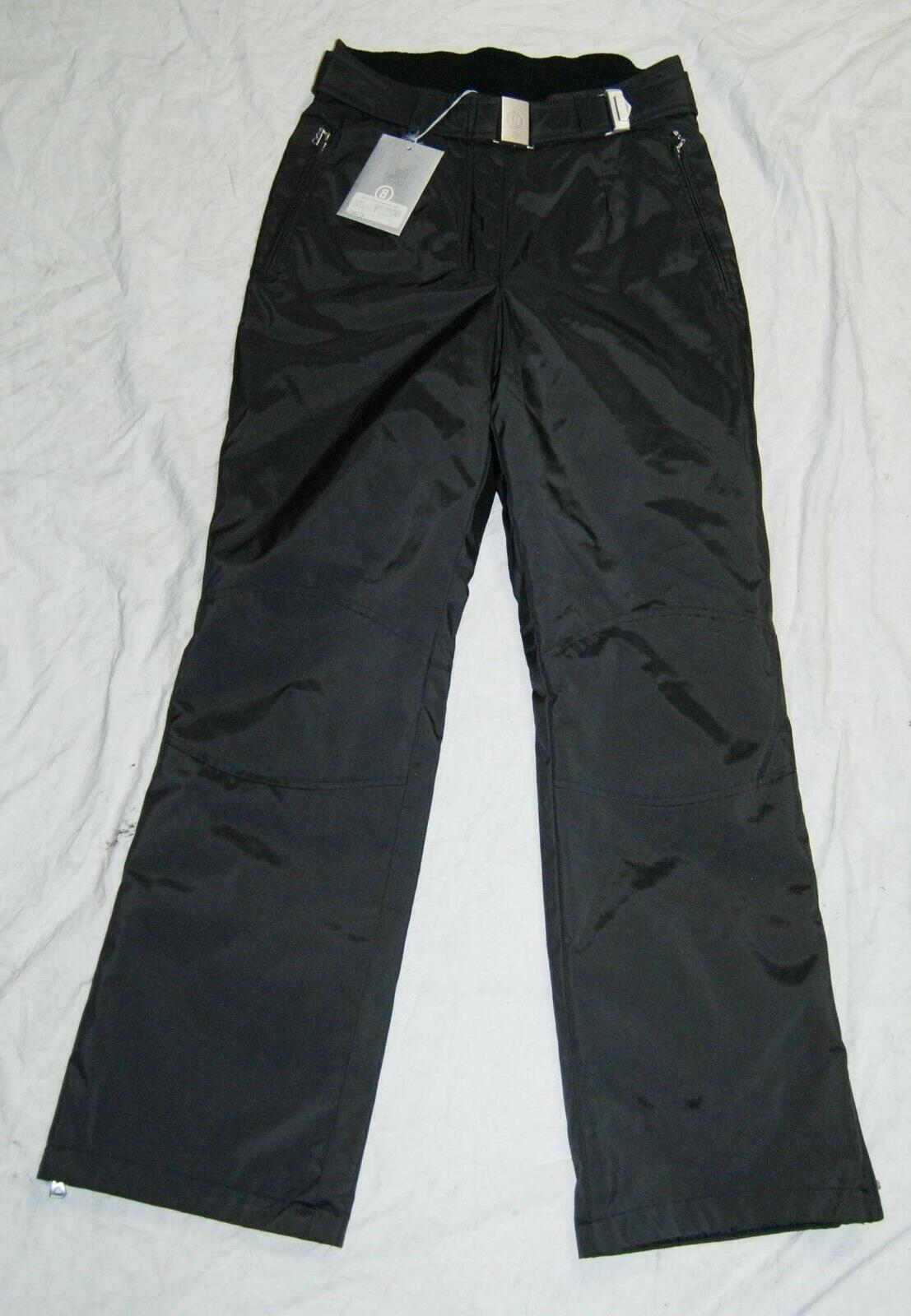 leora waterproof insulated ski pants black women