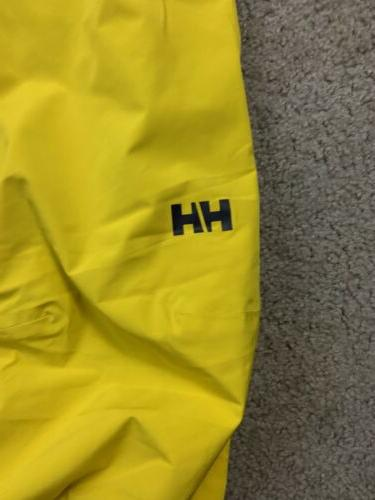 LNWOT Helly Ski Yellow Sweet Color