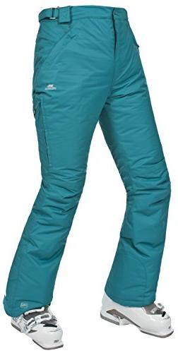 Trespass Women's Lohan Protekt Pant, Jade, Medium