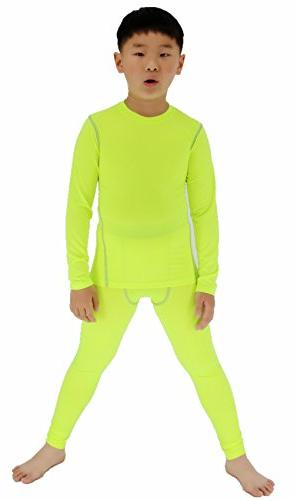 long sleeve compression shirts pant