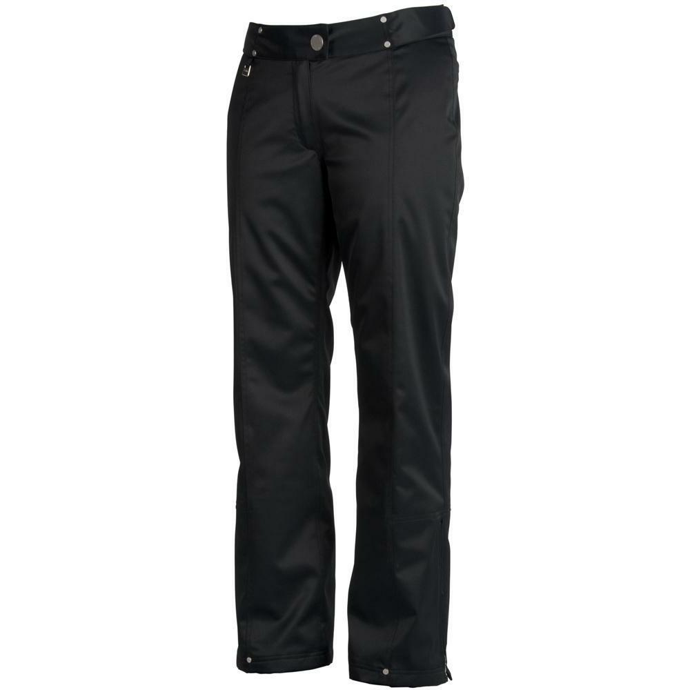 megan insulated ski pant woman s black