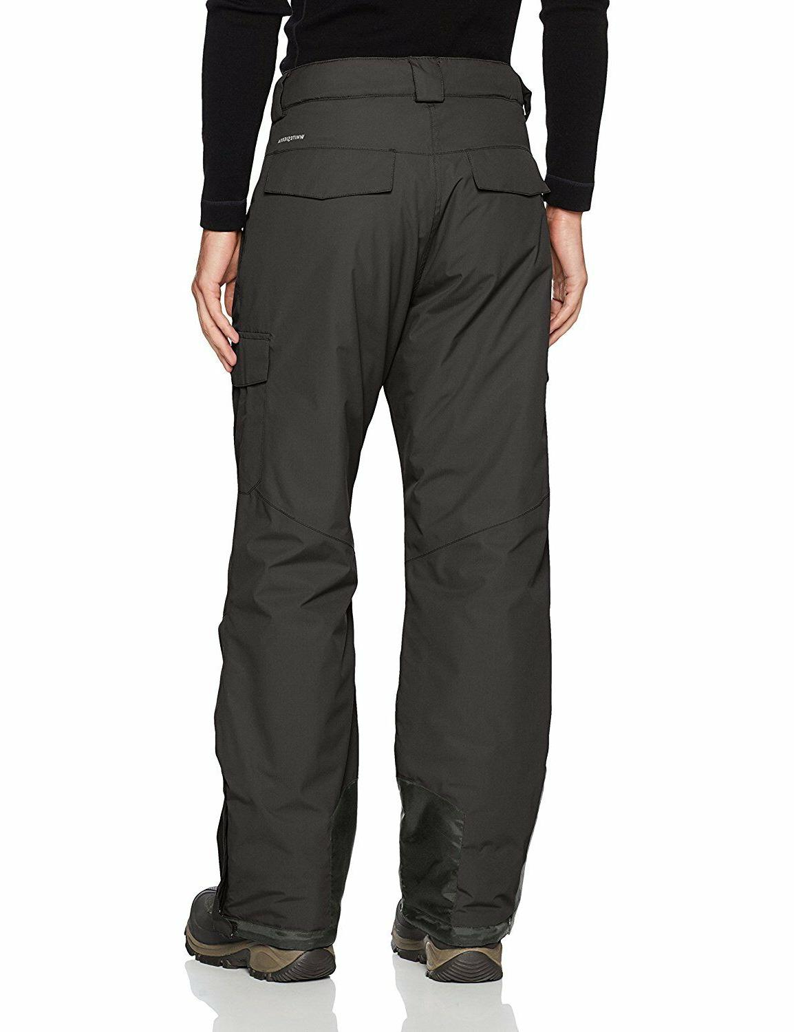 "White Sierra Men's 32"" Inseam River Ski Snow XL"