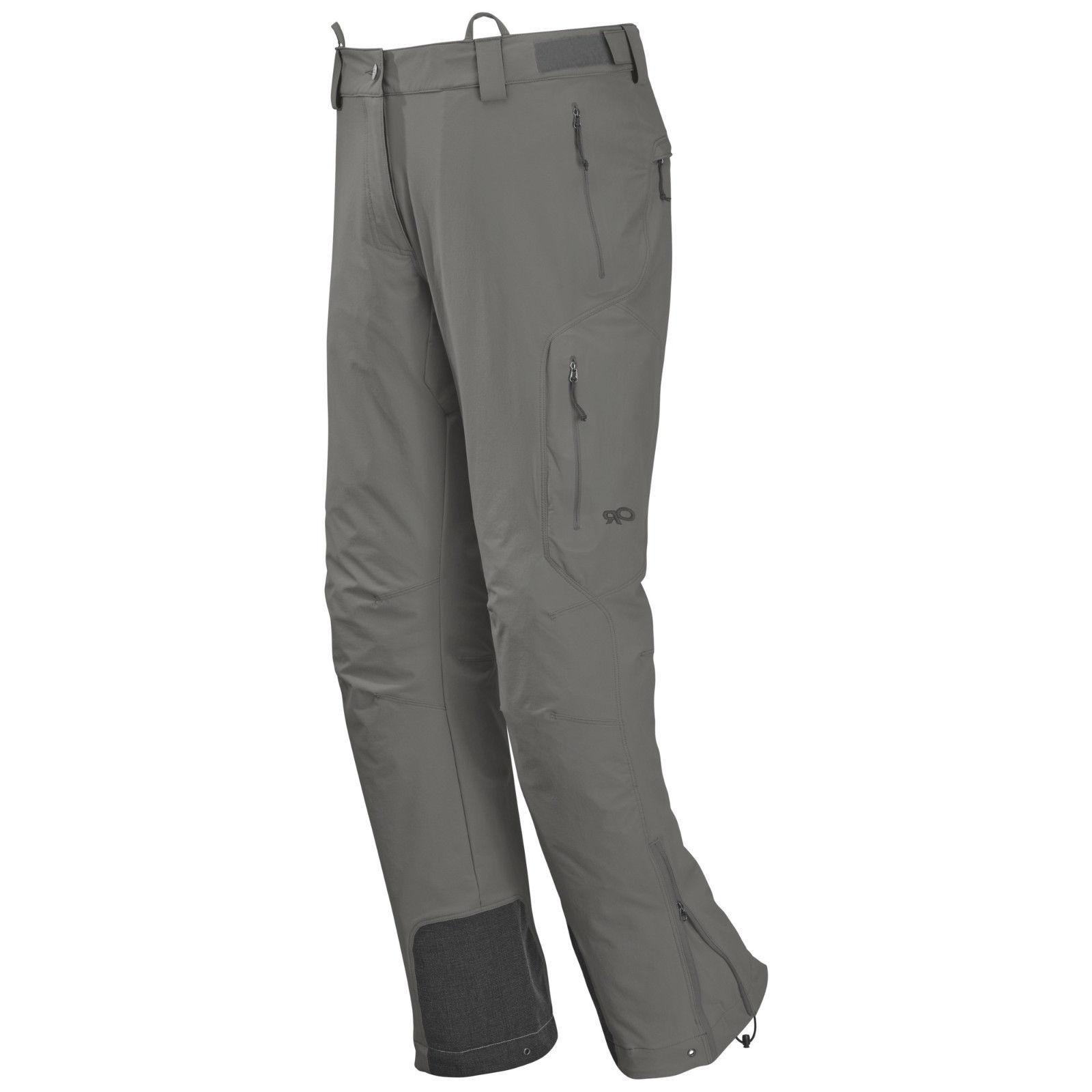 men s cirque soft shell pants pewter
