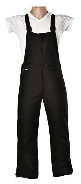 Arctix Men's Essential Bib Overall Black X-Large/Regular
