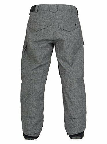 Burton Men's Insulated Covert Pant, Bog