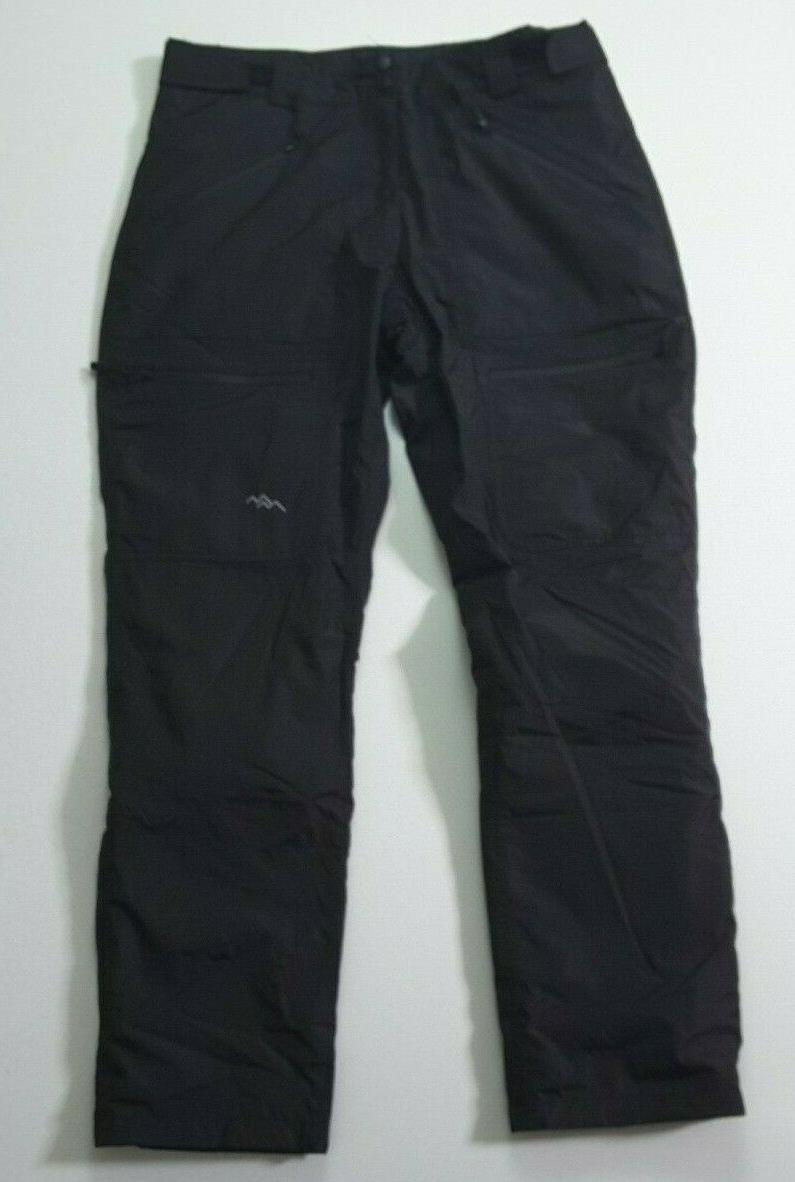 Trailside Supply Insulated Ski Fleece-Lined Pants M