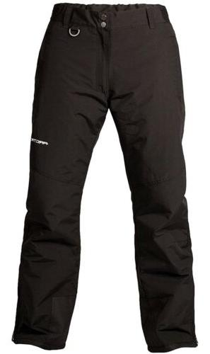 men s mountain ski pant black x