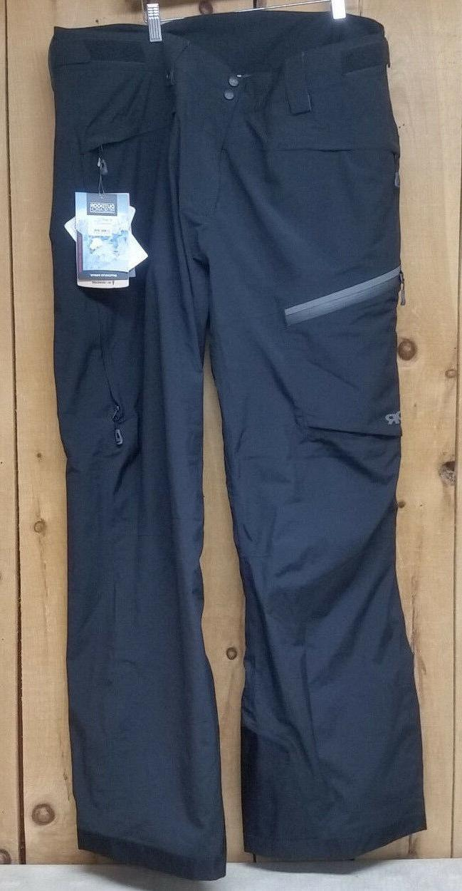 men s offchute ski pants waterproof insulated