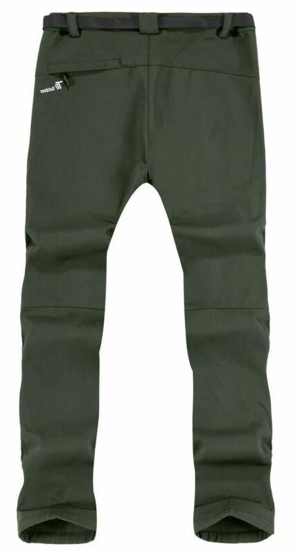 Tbmpoy Lightweight Waterproof Hiking Mountain Pants With