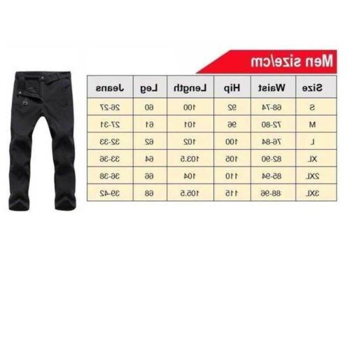 Skiing Pants Trousers Dry Hiking Climbing Bottoms