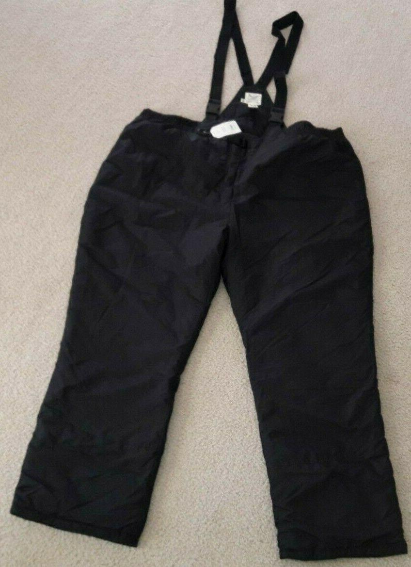 men s ski bib overall pants 5xl